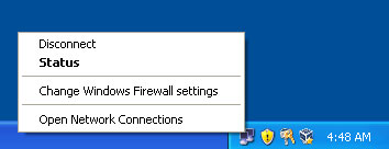 How to Setup a PPTP VPN on Windows XP Step 18